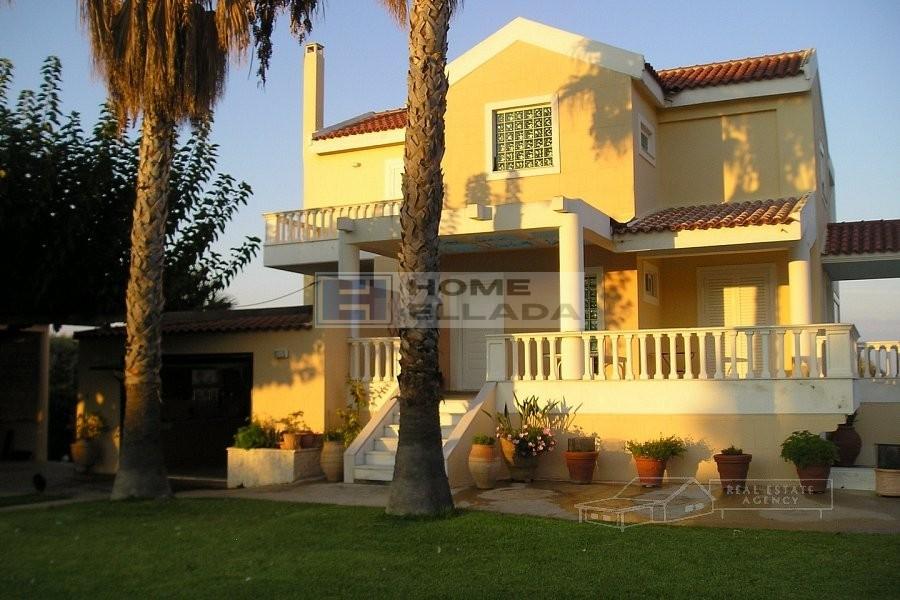 Кредиты на недвижимость в греции