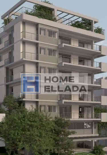 Sale - Apartment in Athens (Alimos) new building, new home