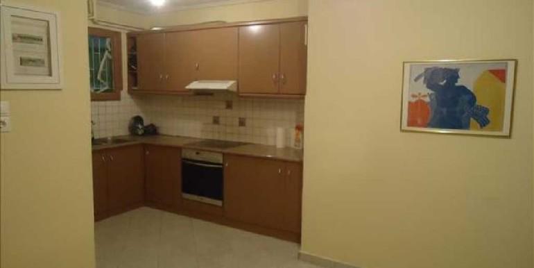 Двухкомнатная квартира в Афинах (Неа Смирни)