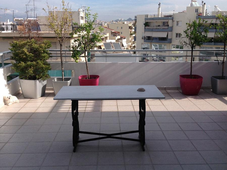 Квартира в Афинах вид на Акрополь