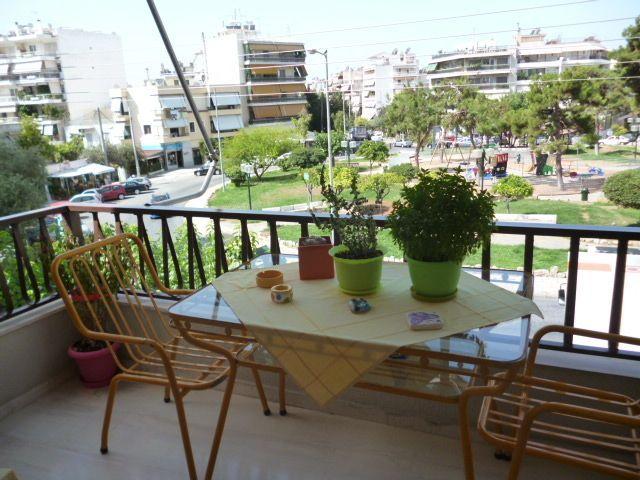 3-х комнатная квартира в Афинах