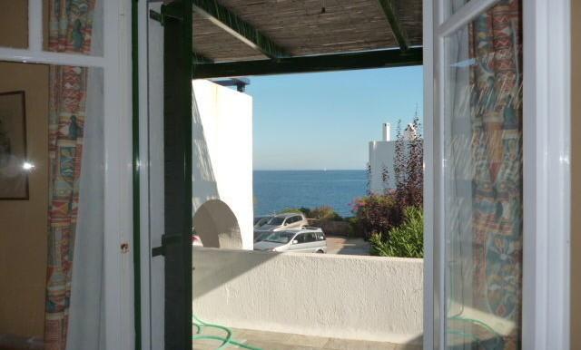 Дом в Сунио с видом на море и храм Посейдона15