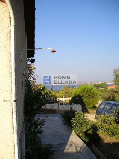 House by the sea Lagonisi (Attica)