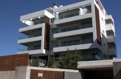 Двухуровневая квартира в Афинах