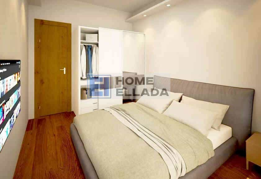 Sale - Seafront apartment in Athens Glyfada 78 m²