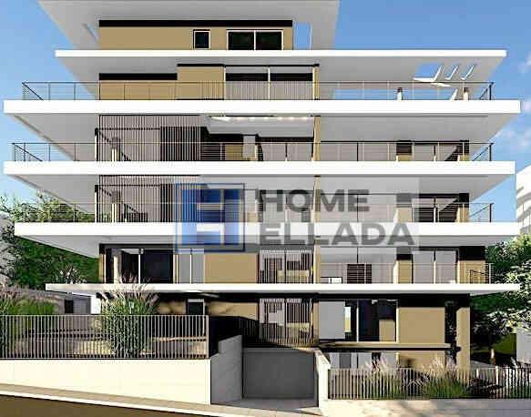 Πωλείται - νέο παραθαλάσσιο διαμέρισμα στην Αθήνα (Βάρκιζα) 85 τ.μ.