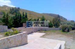 Sale - house 210 m², and plot 4000 m² Attica (Keratea)