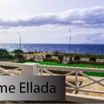 22House in Saronida 432 sq.m. First line. Sea view