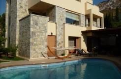 Дом в Палеа Фокеа - купить