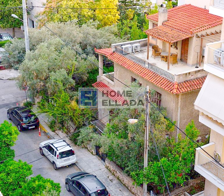 Sale - house in the center of Paleo Falero (Athens) 160 m²