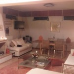 Two-level apartment for sale in Glyfada