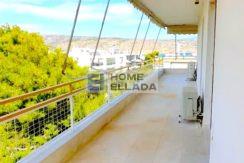Πώληση - διαμέρισμα δίπλα στη θάλασσα Βάρκιζα - Βάρη (Αθήνα) 121 τ.μ.