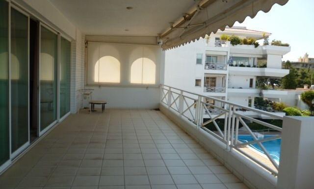 Квартира в Греции у моря Вула3