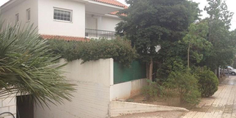 В Глифаде Греции дом 10