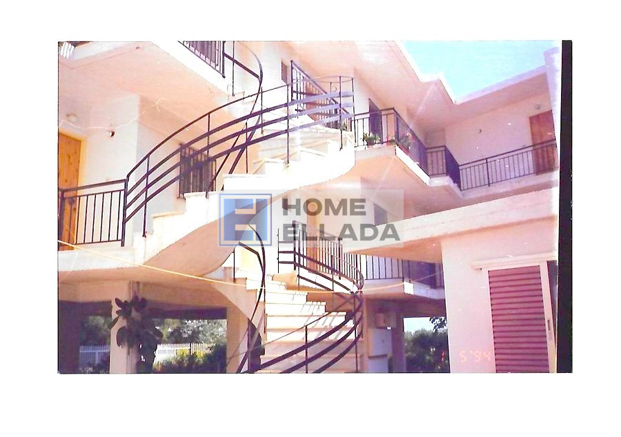 στην Ελλάδα το Σούνιο αγοράστε ένα σπίτι δίπλα στη θάλασσα