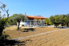 Sale - house overlooking the sea Attica (Lagonisi) 89 m²