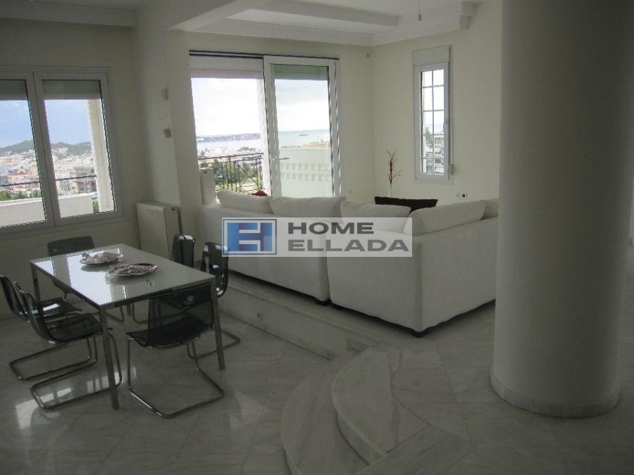 Квартира 160 м², с бескрайним видом на море, Афины -Вула