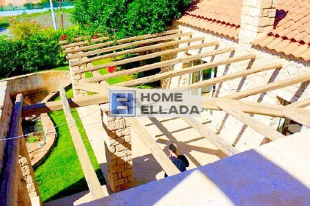 buy a private house in Greece Varkise