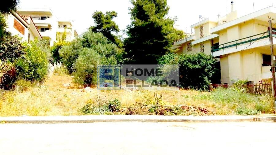 Προς Πώληση - Οικόπεδο στη Βούλα (Αθήνα), Θέα στη Θάλασσα 650 m²
