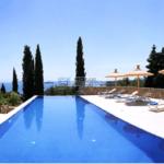 Luxury real estate villa in Greece Kerkyra