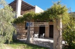 House in Greece by the sea on the island of Aegina
