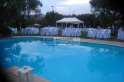 Купить участок, ресторан в Греции близко к морю