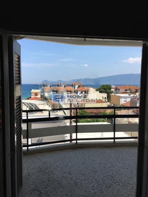 Дешевая квартира в Греции — Лутраки, у моря