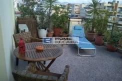 60 м² - у моря квартира в Греции - Афины последний этаж