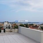 Apartment in Greece by the sea 147 m² on the top floor