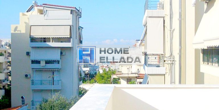 Афины недвижимость в Греции 105 м² в новом доме
