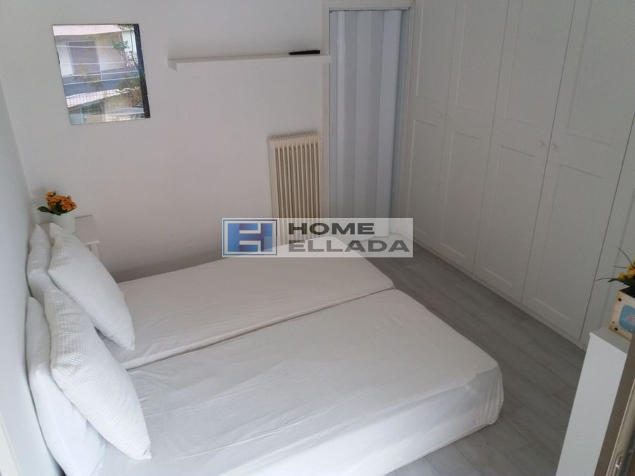 Apartments in Greece by the sea, 50 m² on the top floor1