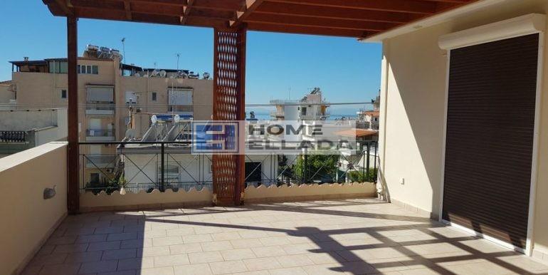 Двухуровневая квартира в Греции Ano Glyfada 160 м²