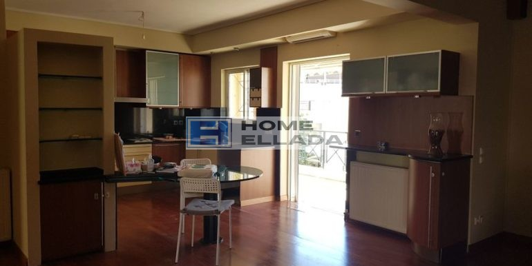 Двухуровневая квартира в Греции Ano Glyfada 160 м²5