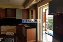 Двухуровневая квартира в Греции Ano Glyfada 160 м²8