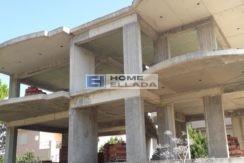 Недостроенный дом в Греции 314 м² Порто Рафти