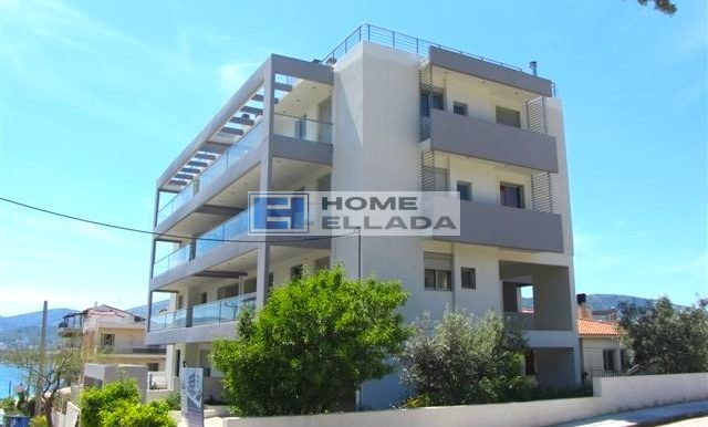 Недвижимость в Греции у моря 89 м² Афины - Порто Рафти