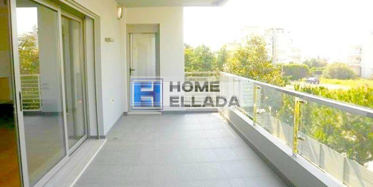 Глифада Гольф квартира в Греции 113 м²
