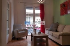 In Greece, an apartment of 60 m² near the metro