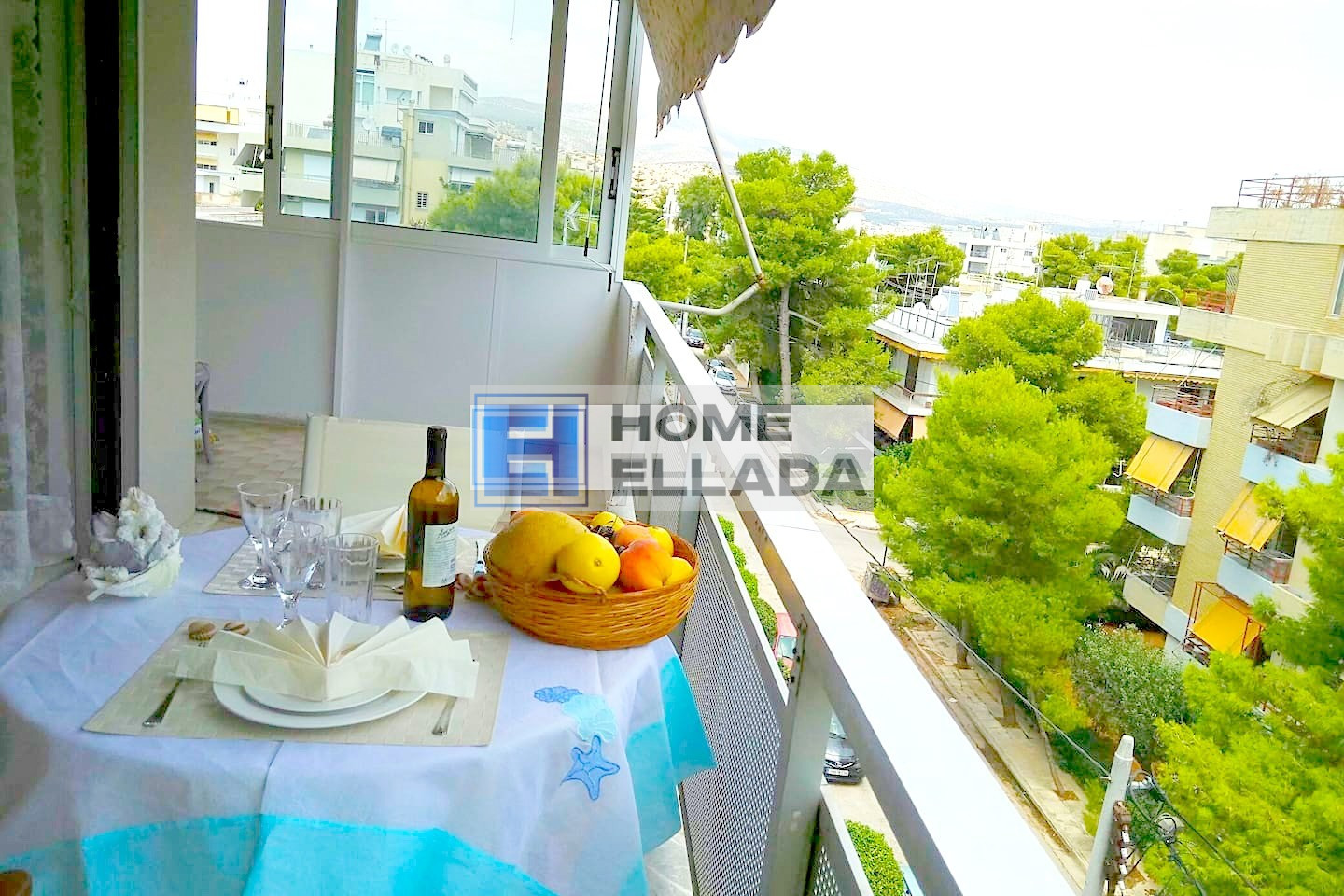 Varkiza - (Athens) daily rental apartments in Greece