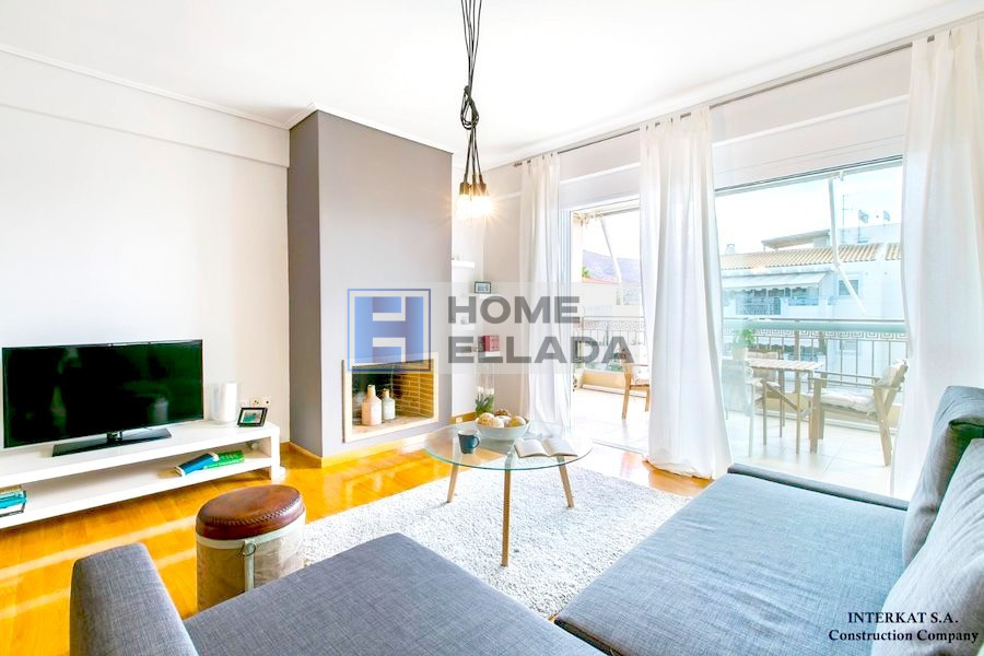 Sale - new apartment in Athens (Glyfada Center) 76 m²
