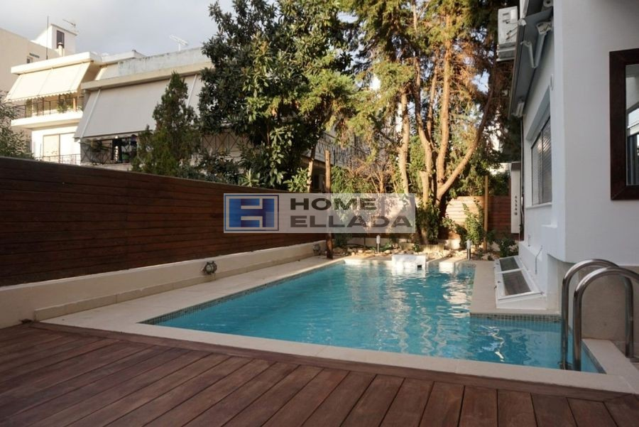 Townhouse with Pool Glyfada - Athens 85 m²