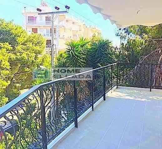 50 m² apartment rental with furniture in Athens (Varkiza-Vari)