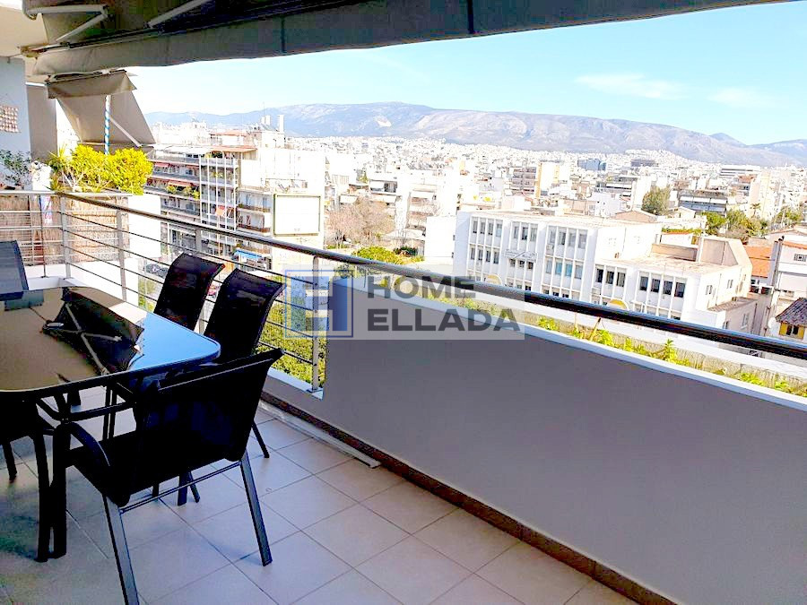 98 m² new apartment in Greece Kallithea (Athens)
