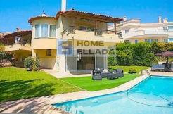 出售 - 海边别墅 400 平方米,带游泳池的房子 雅典 - Vari