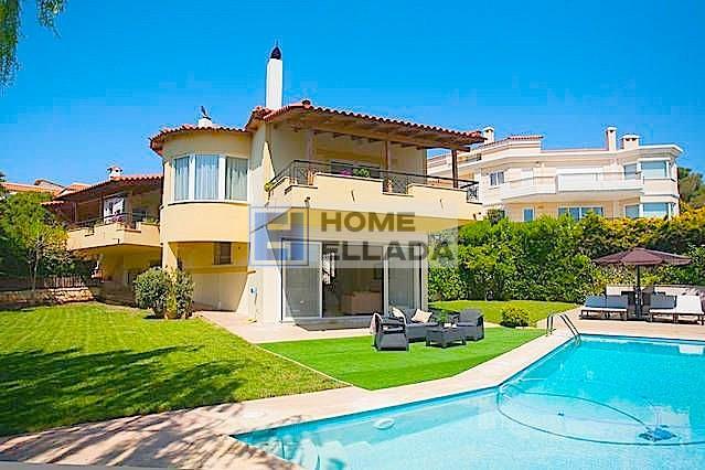 400 м² дом с бассейном Афины — Вари