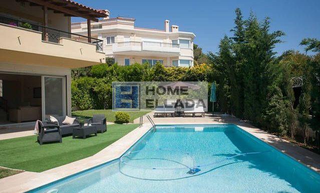 400 м² дом в Греции с бассейном Афины - Вари