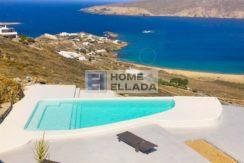 Аренда в Греции Миконос недвижимость с бассейном