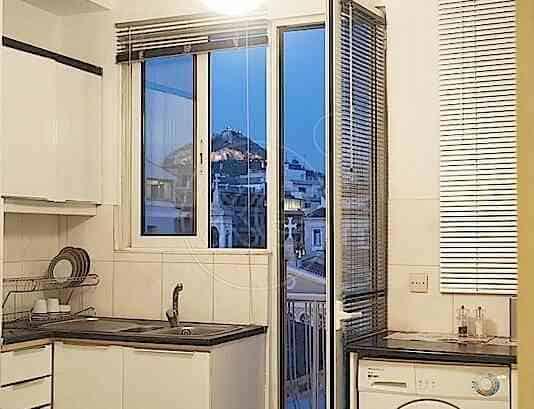 Apartment for rent 100 m², Syntagma Center-Athens, Acropolis view