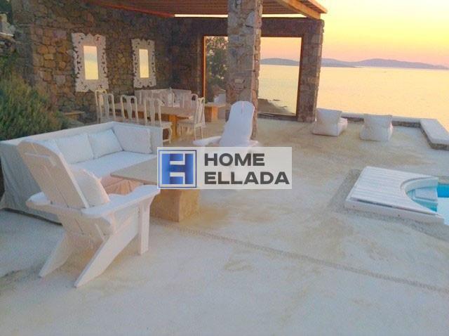 Villa on the island of Mykonos