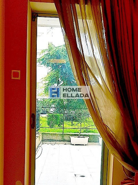 Двухкомнатная квартира в Афинах - Эллинико 56 м²